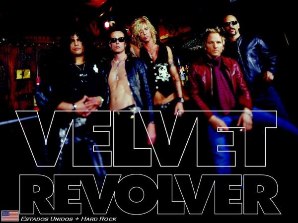 Velvet Revolver - Melody And The Tyranny (EP)