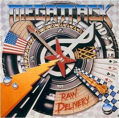 Megattack - Discography (1986 - 2005)