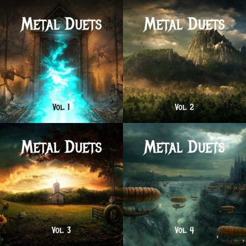Various Artists - Metal Duets Vol. 1-4