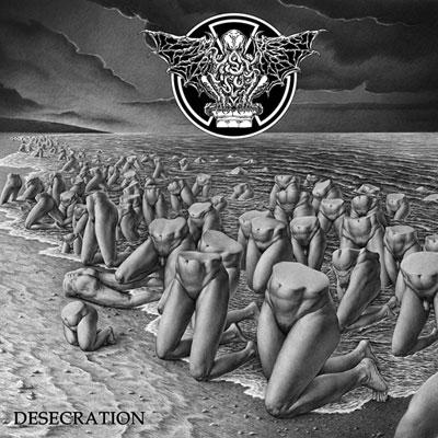 Nuclear Cthulhu - Desecration
