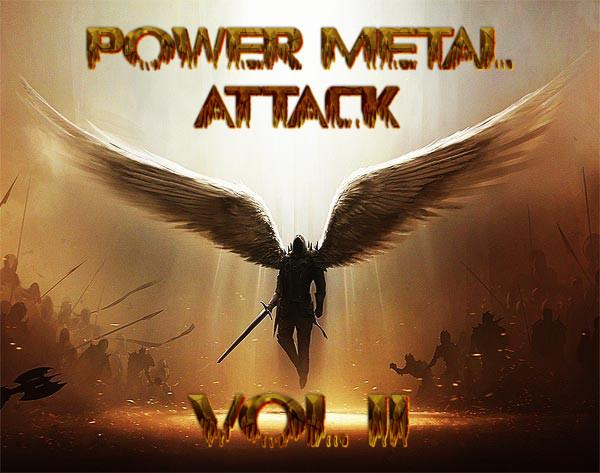 Various Artists - Power Metal Attack Vol.2 (5CD)
