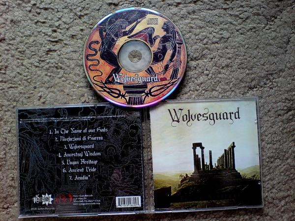 Wolvesguard - Pagan Heritage