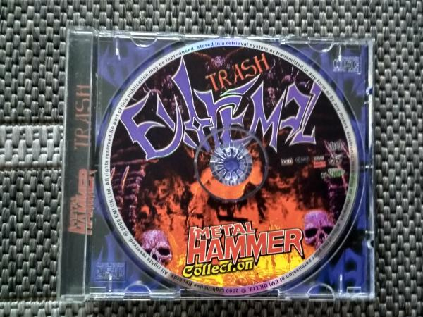 Various Artists - Metal Hammer Collection - Trash Extremal (Lossless)
