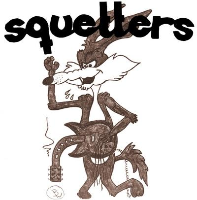 Squetters - Squetters (EP)