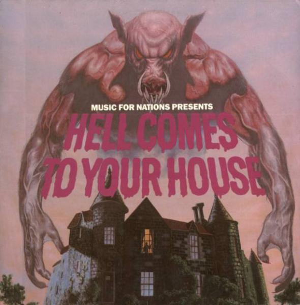 Various Artists - Music for Nations - Hell Comes To Your House