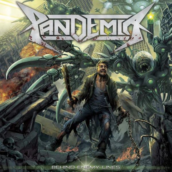 Pandemia - Discography (2011-2018)