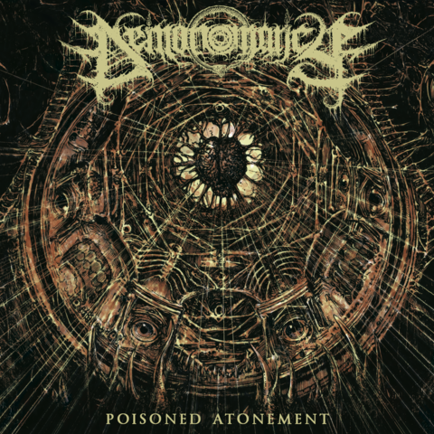 Demonomancy - Poisoned Atonement (First Edition)