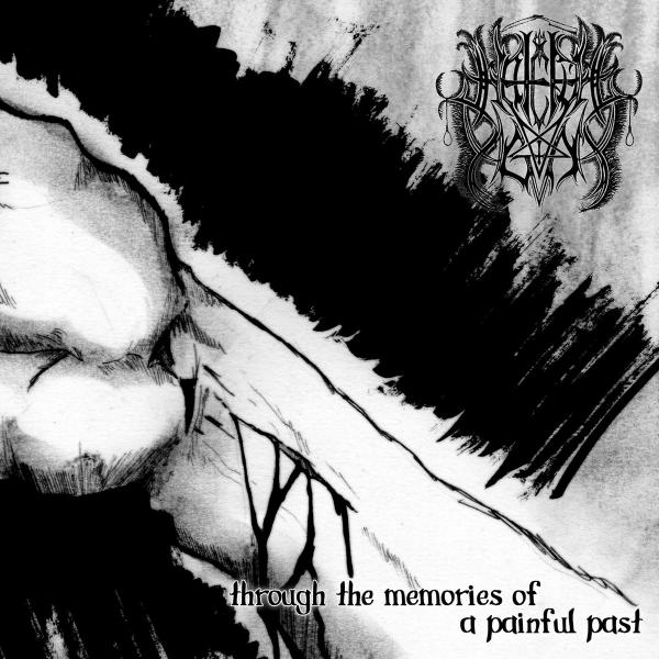 Hateful Agony - Through The Memories Of A Painful Past