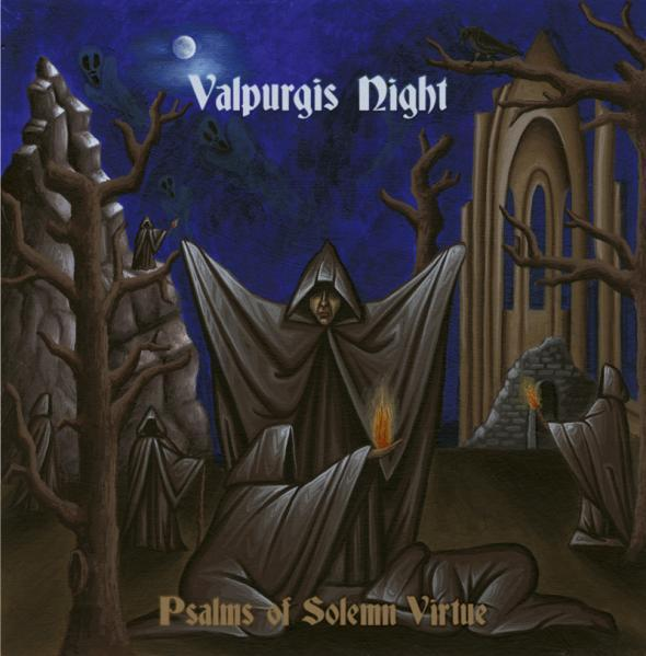 Valpurgis Night - - Psalms Of Solemn Virtue