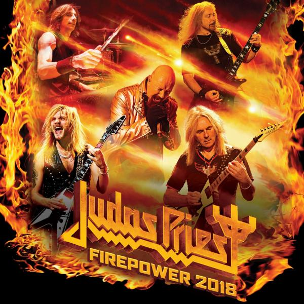 Judas Priest - Firepower (Lossless)