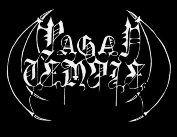 Pagan Temple - The Warriors Of Black Circles (Compilation)