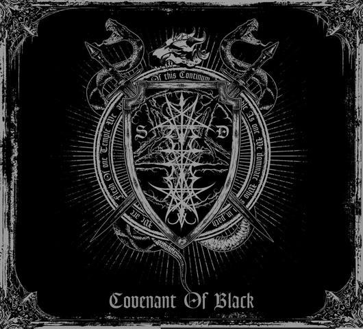 Stark Denial - Covenant of Black (First Limited Edition)