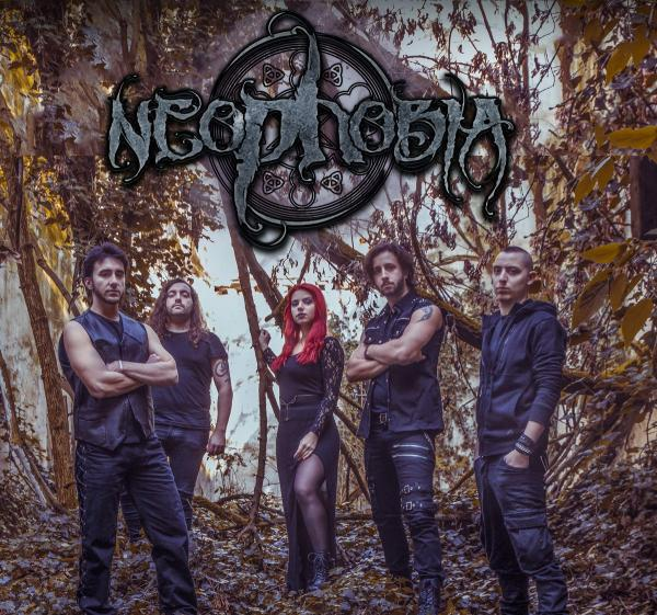 Neophobia - Monstermind (First Edition)