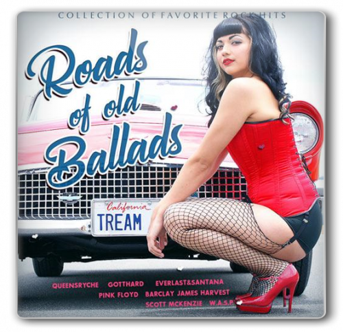 Various Artists - Roads of old Ballads