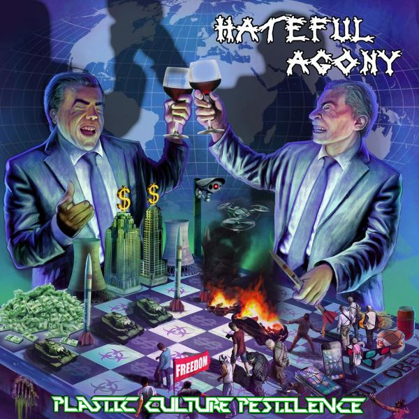 Hateful Agony - Discography (2000 - 2018)