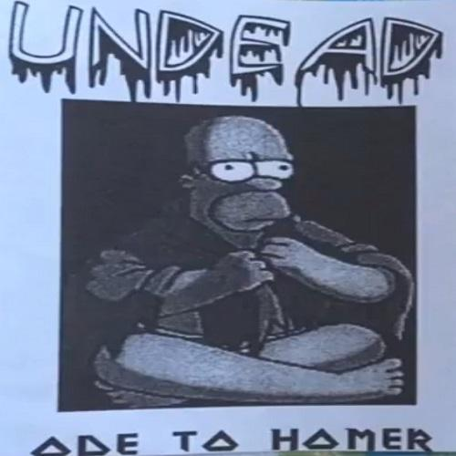 Undead - Ode To Homer (Demo)