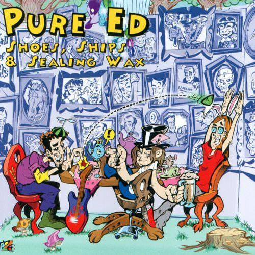 Pure Ed - Discography (2011 - 2015)