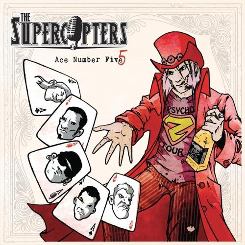 The Supercopters - Ace Number 5