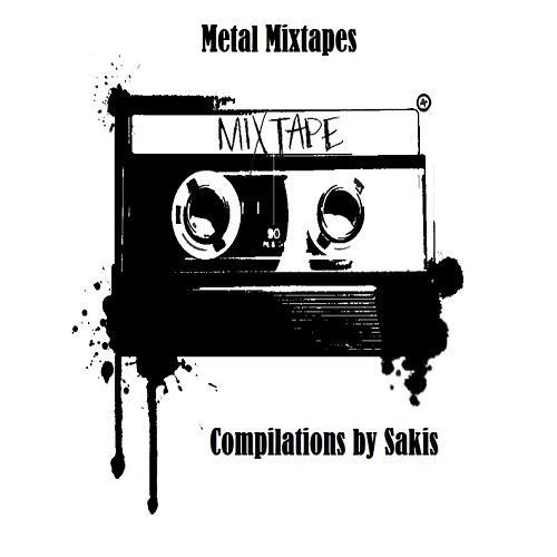Various Artists - Metal Mixtapes Vol.1-4