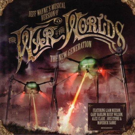 Jeff Wayne - The War Of The Worlds: The New Generation (2 CD)