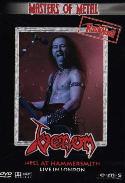 Venom - Live in London (DVDRip)
