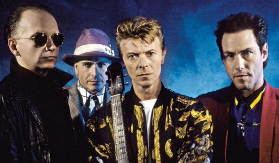 Tin Machine - (David Bowie's Tin Machine) - Discography (1989-1992)