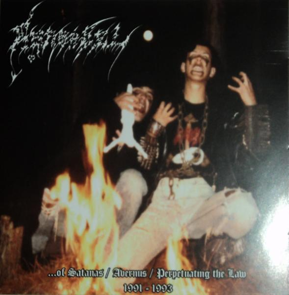 Asaradel - ...Of Satanas - Avernus - Perpetuating the Law (Compilation)