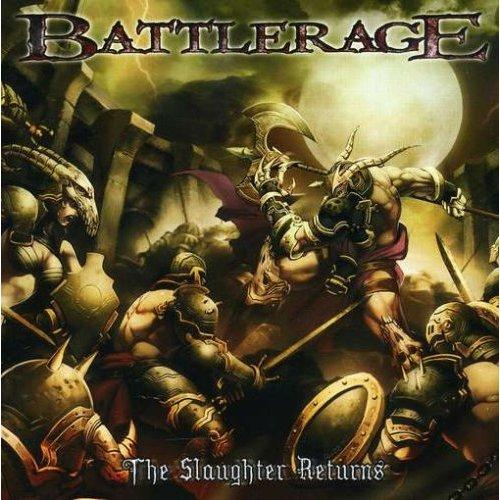 Battlerage - Discography