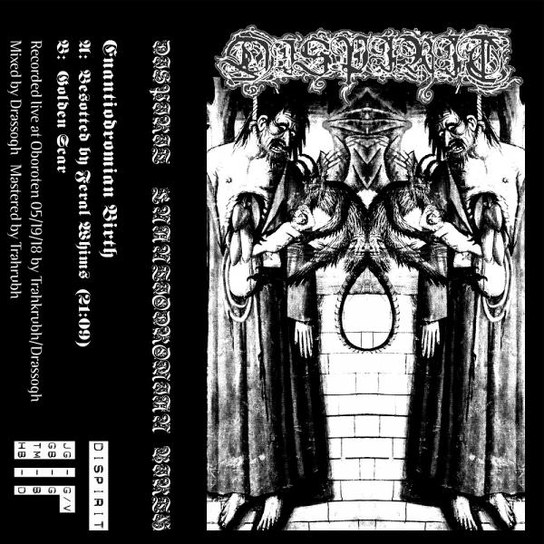 Dispirit - Enantiodromian Birth (Demo)