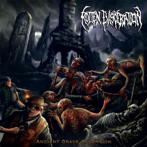 Rotten Evisceration - Ancient Grave Ascension