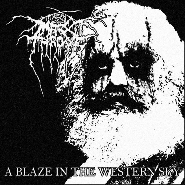 Marxthrone - A Blaze In The Western Sky