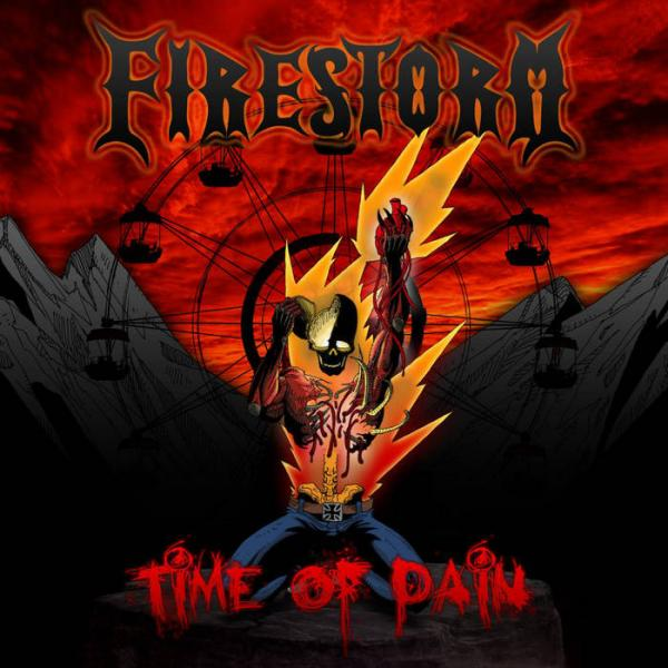 Firestorm - Time Of Pain