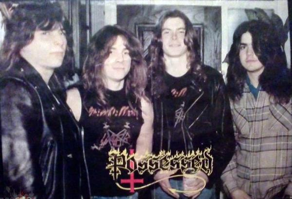 Possessed - Possessed By Evil Hell (DVD)