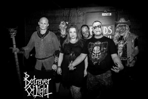 Betrayer Of Light - Discography (2013 - 2018)