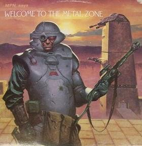 Various Artists - Music For Nations, Welcome To The Metal Zone (Compilation)