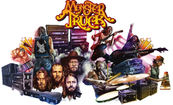 Monster Truck - Discography (2010 - 2018)