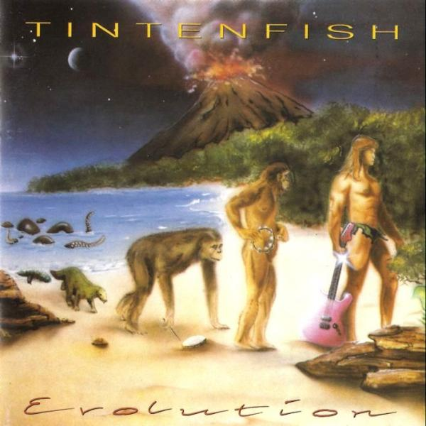 Tintenfish - Evolution