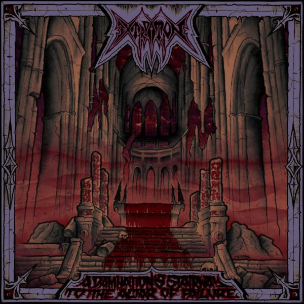 Extirpation - A Damnation's Stairway to the Altar of Failure