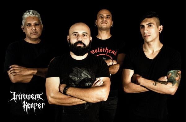 Imminent Reaper - Discography (2013 - 2019)