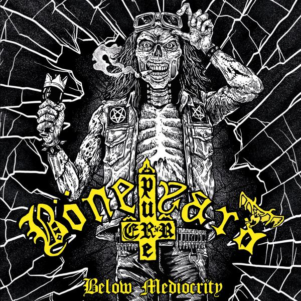 Böneyard - Below Mediocrity (EP)