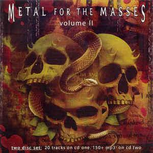 Various Artists - Metal For The Masses Vol. 2 (2CD)