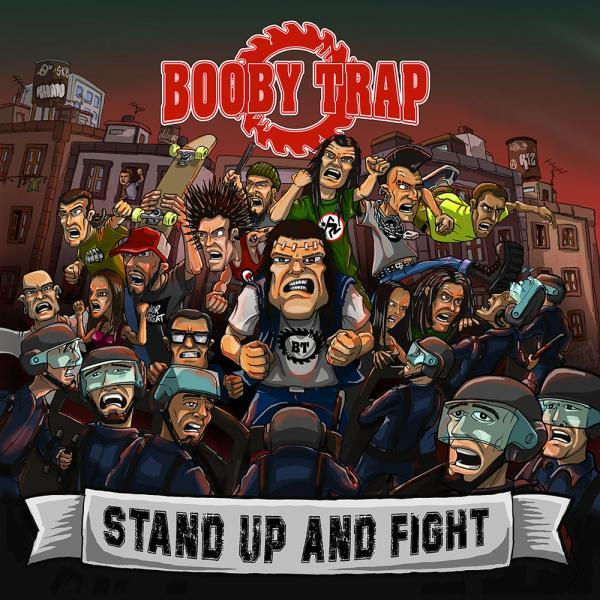 Booby Trap - Stand Up And Fight