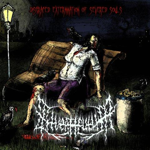 Diverticulum - Disgraced Extermination of Severed Souls (EP)