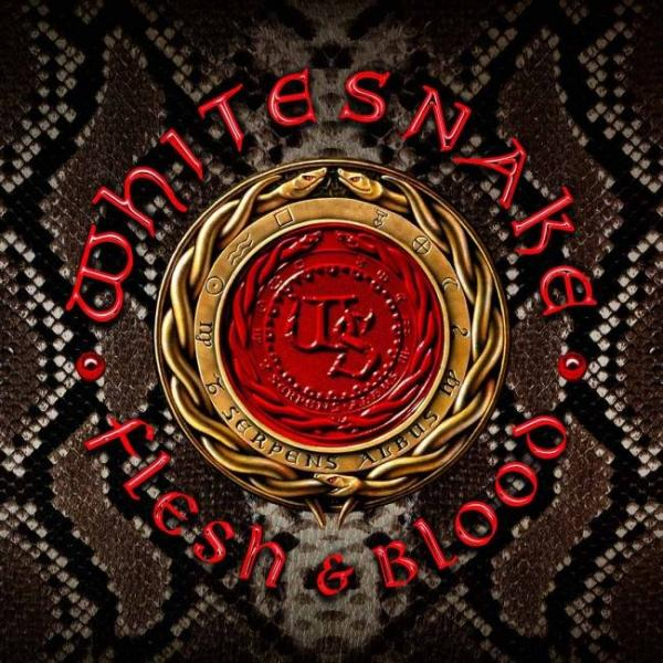 Whitesnake - Flesh & Blood (Deluxe Edition) (Lossless)