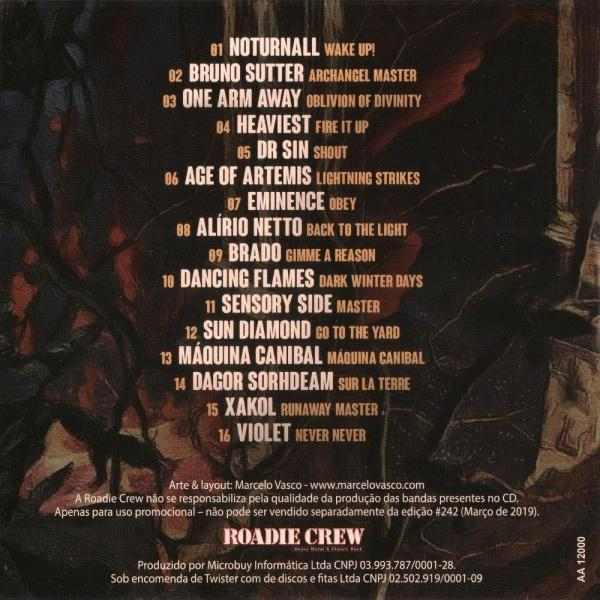 Various Artists - Roadie Crew Collection Vol.1