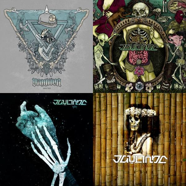 Vaulting - Discography (2007 - 2016)