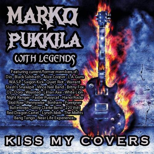 Marko Pukkila with Legends - Kiss My Covers