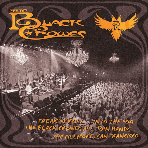 The Black Crowes - Freak 'n' Roll ...Into the Fog: The Black Crowes All Join Hands (Live)