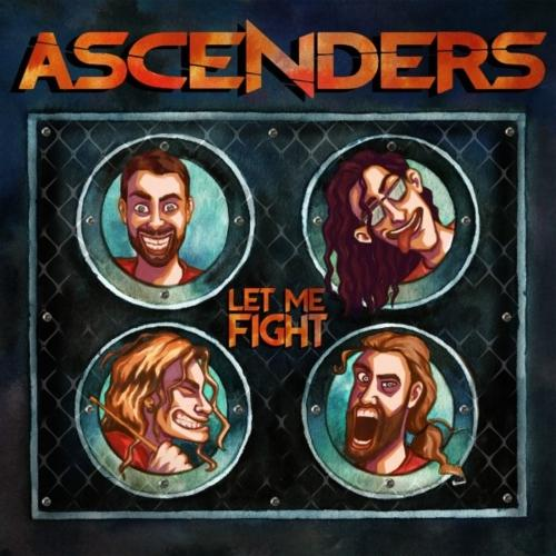 Ascenders - Let Me Fight (EP)
