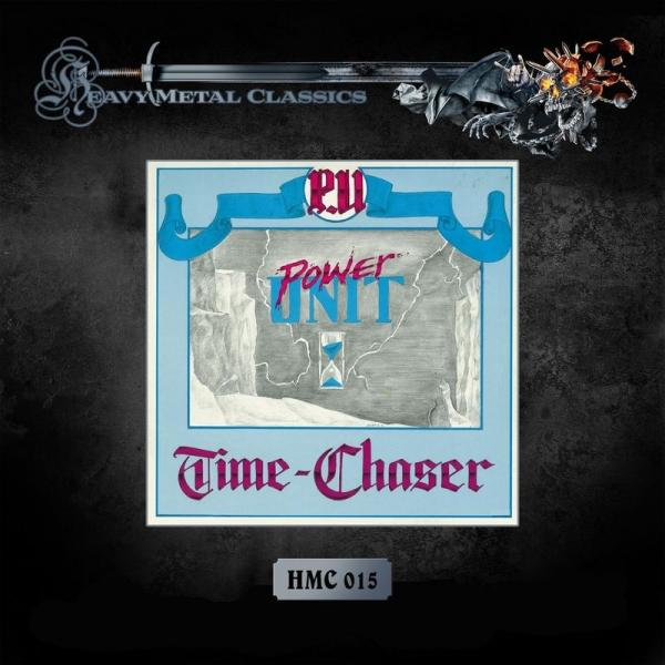 Power Unit - Time Chaser (Reissue 2014)